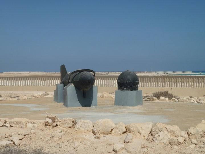 Passaggio ad El-Alamein (prima parte)