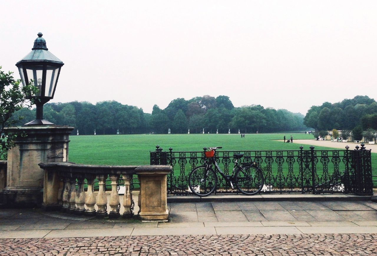 Una passeggiata all'Orangerie